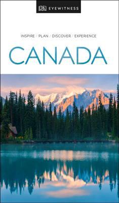 خرید کتاب انگليسی DK Eyewitness Travel Guide Canada راهنمای سفر به کانادا