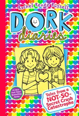 خرید کتاب انگليسی DORK DIARIES : CRUSH CATASTROPHE