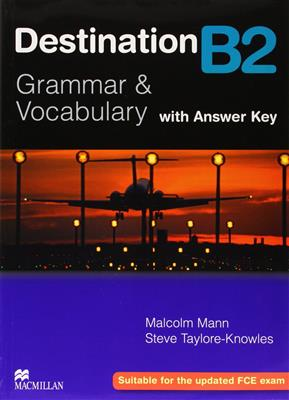 خرید کتاب انگليسی Destination B2 - Grammer and Vocabulary with Answer Key