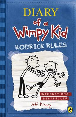 خرید کتاب انگليسی Diary Of A Wimpy Kid: Rodrick Rules