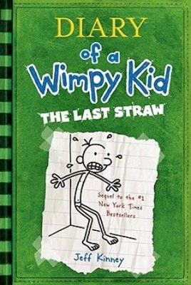 خرید کتاب انگليسی Diary of a Wimpy Kid: The Last Straw