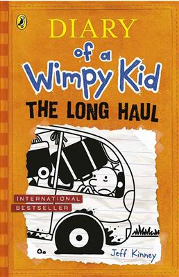 خرید کتاب انگليسی Diary of a Wimpy Kid: The Long Haul