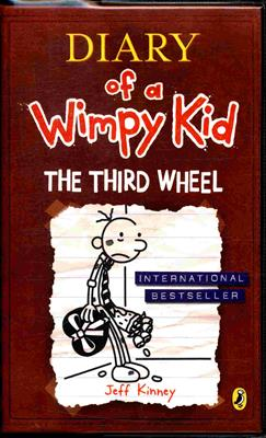 خرید کتاب انگليسی Diary of a Wimpy Kid: The Third Wheel