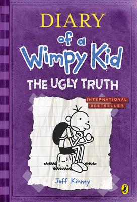 خرید کتاب انگليسی Diary of a Wimpy Kid: The Ugly Truth