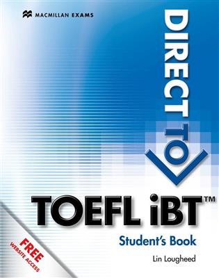 خرید کتاب انگليسی Direct to TOEFL iBT