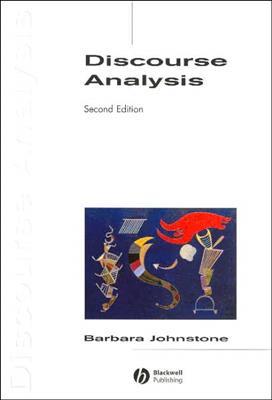 خرید کتاب انگليسی Discourse Analysis-Johnstone