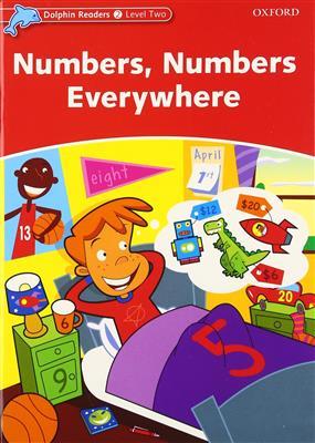 خرید کتاب انگليسی Dolphin Readers 2:Numbers