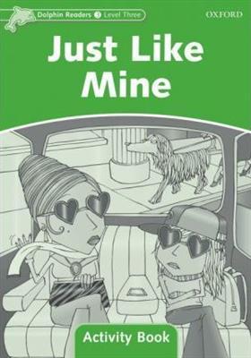 خرید کتاب انگليسی Dolphin Readers 3:Just Like Mine(Story+WB)