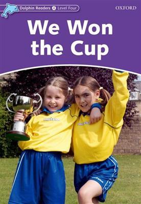 خرید کتاب انگليسی Dolphin Readers 4:We Won the Cup(Story+WB)