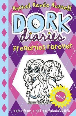 خرید کتاب انگليسی Dork Diaries: Frenemies Forever