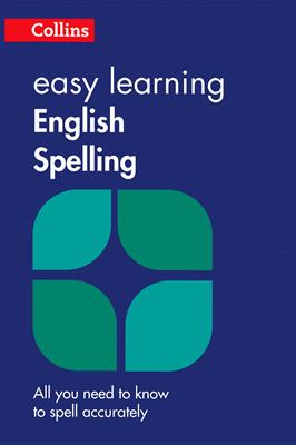 خرید کتاب انگليسی Easy Learning English Spelling (Collins Easy Learning English)