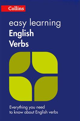 خرید کتاب انگليسی Easy Learning English Verbs
