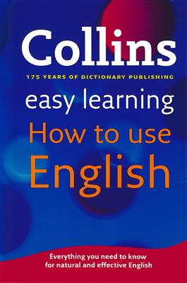 خرید کتاب انگليسی Easy Learning How to Use English