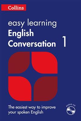 خرید کتاب انگليسی Easy learning English Conversation 1