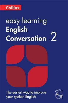 خرید کتاب انگليسی Easy learning English Conversation 2