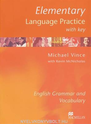 خرید کتاب انگليسی Elementary Language Practice: With Key