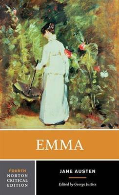 خرید کتاب انگليسی Emma-Norton Critical-Full Text
