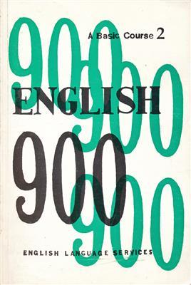 خرید کتاب انگليسی English 900 Book 2