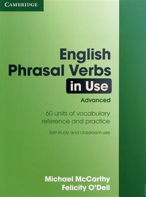خرید کتاب انگليسی English Phrasal Verbs in Use Advanced 2nd