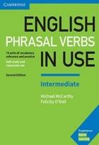 خرید کتاب انگليسی English Phrasal Verbs in Use Intermediate 2nd Edition