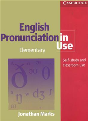 خرید کتاب انگليسی English Pronunciation in Use Elementary+CD