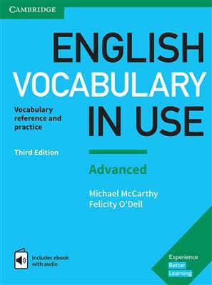خرید کتاب انگليسی English Vocabulary in Use Advanced 3rd+CD