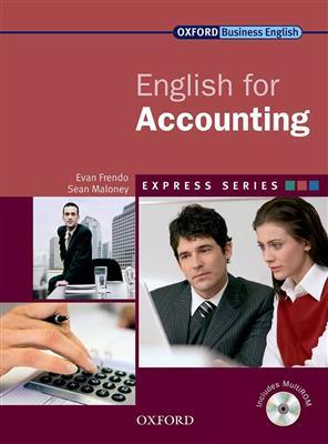 خرید کتاب انگليسی English for Accounting + CD