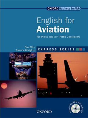 خرید کتاب انگليسی English for Aviation