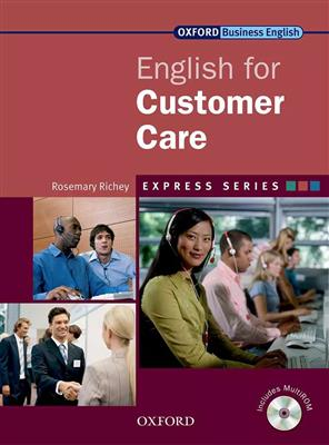 خرید کتاب انگليسی English for Customer Care + CD