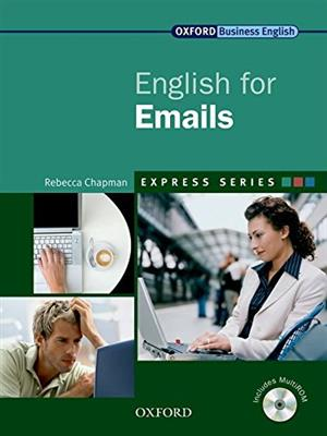 خرید کتاب انگليسی English for Emails Express series + CD