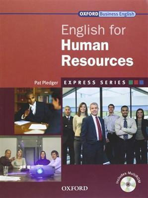 خرید کتاب انگليسی English for Human Resources