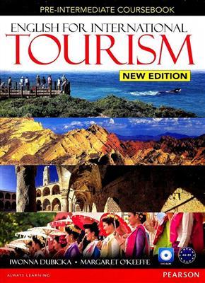 خرید کتاب انگليسی English for International Tourism Pre-Intermediate SB+WB+CD+DVD