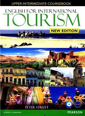 خرید کتاب انگليسی English for International Tourism Upper-Intermediate SB+WB+CD+DVD