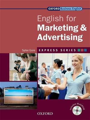 خرید کتاب انگليسی English for Marketing and Advertising + CD