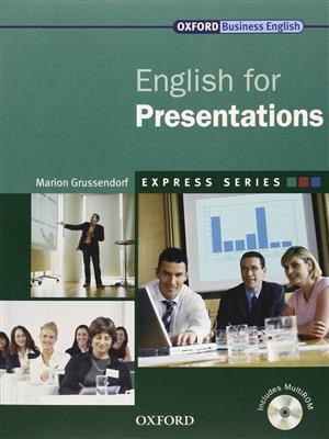 خرید کتاب انگليسی English for Presentations