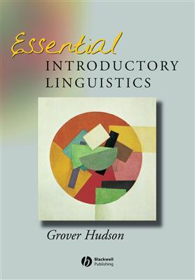 خرید کتاب انگليسی Essential Introductory Linguistics-Hudson