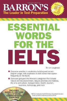 خرید کتاب انگليسی Essential Words For The IELTS