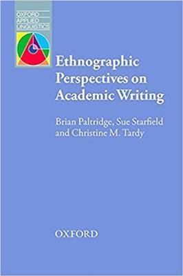 خرید کتاب انگليسی Ethnographic Perspective on Academic Writing-Paltridge