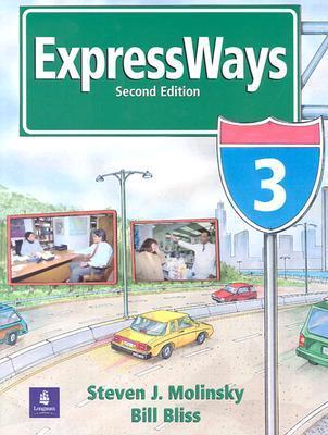 خرید کتاب انگليسی Express Ways 3 Second Edition + Wb