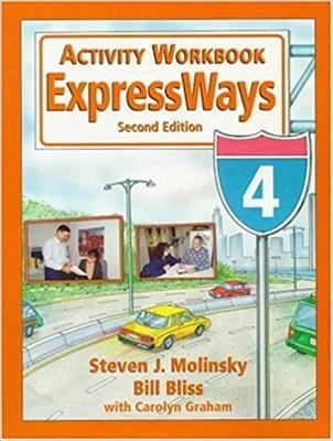 خرید کتاب انگليسی Express Ways 4 Second Edition + wb