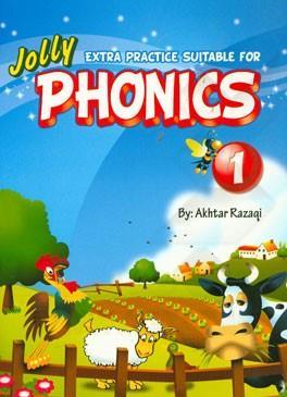 خرید کتاب انگليسی Extra Practice Suitable for Phonics 1