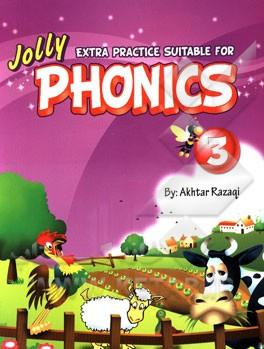 خرید کتاب انگليسی Extra Practice Suitable for Phonics 3
