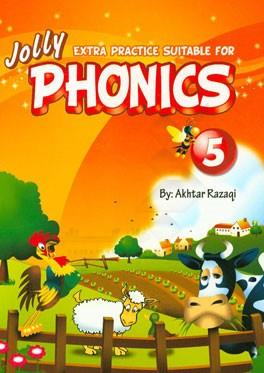 خرید کتاب انگليسی Extra Practice Suitable for Phonics 5