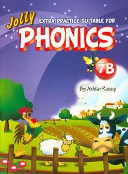 خرید کتاب انگليسی Extra Practice Suitable for Phonics 7B