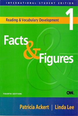 خرید کتاب انگليسی Facts & Figures 1+CD