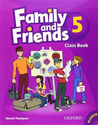 خرید کتاب انگليسی Family and Friends 5 Photocopy Masters Book