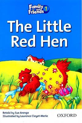 خرید کتاب انگليسی Family and Friends Readers 1 The Little Red Hen