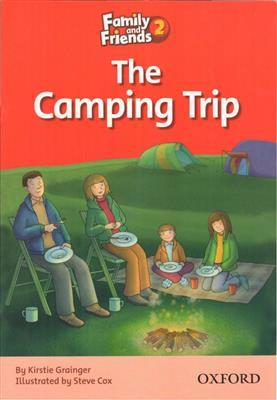 خرید کتاب انگليسی Family and Friends Readers 2 The Camping Trip