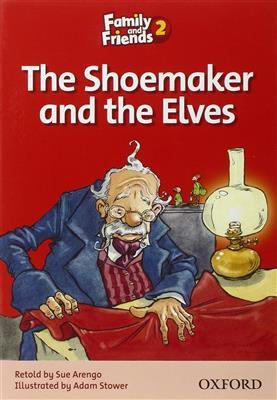 خرید کتاب انگليسی Family and Friends Readers 2 The Shoemaker and the Elves