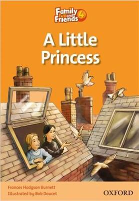 خرید کتاب انگليسی Family and Friends Readers 4 A Little Princess